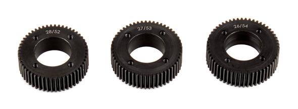 Associated 42032 FT Stealth(R) X Drive Gear Set Machined : Enduro