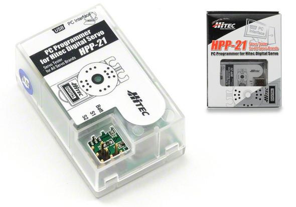 Hitec 44440 HPP-21 Digital Servo Programmer