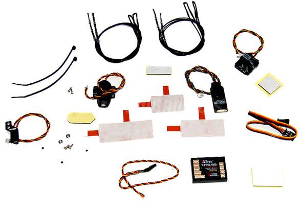 Hitec 55830 Full Telemetry Pack 2.4GHz