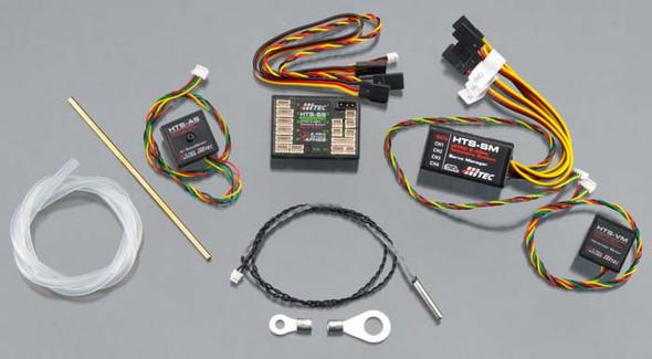 Hitec 55856 HTS-SS Advance Upgrade Combo/Sensor Station Adv