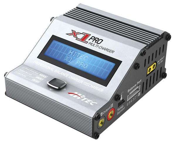 Hitec X1 180w Pro Charger LiPo / LiFe / LiIon / NiMH / NiCd / Pb 44215