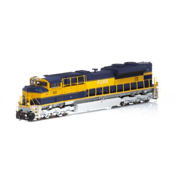Athearrn ATHG69367 SD70M-2 w/DCC & Sound First Union Rail #100 Train HO Scale