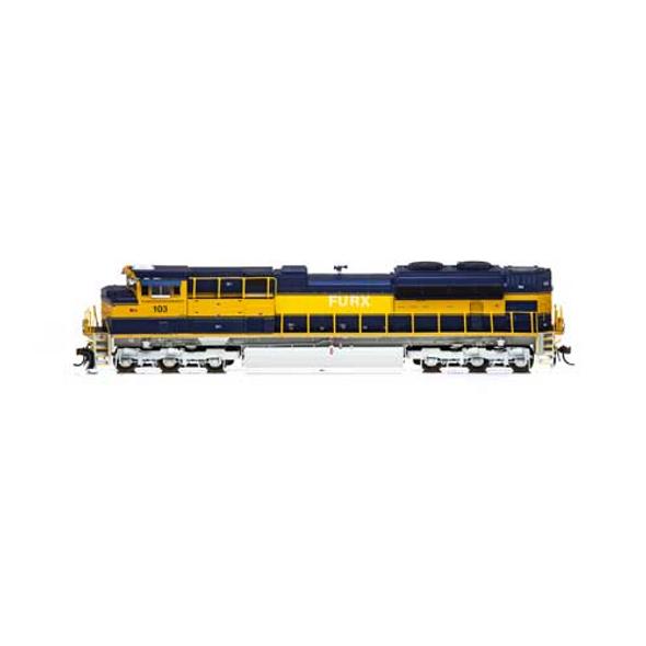 Athearrn ATHG69370 SD70M-2 w/DCC & Sound FURX #103 Train HO Scale