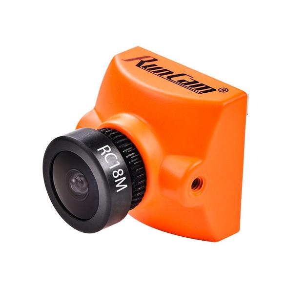 RunCam Racer 2 Camera DC 5-36V FOV 160° 1.8mm Lens Orange
