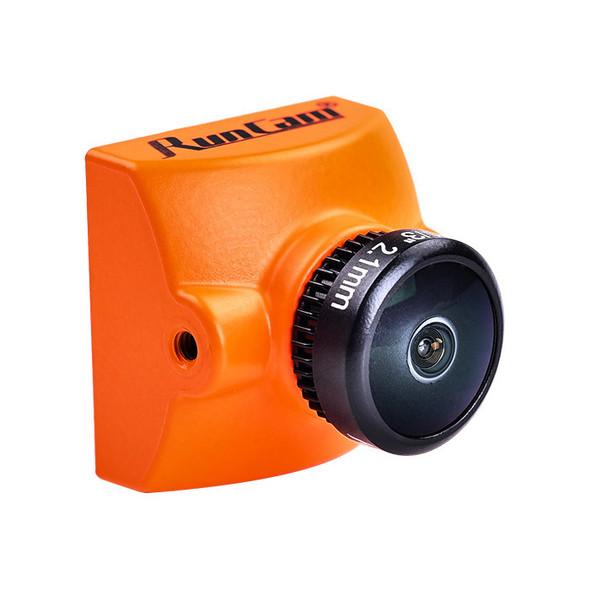 RunCam Racer 2 Camera DC 5-36V FOV 145° 2.1mm Lens Orange