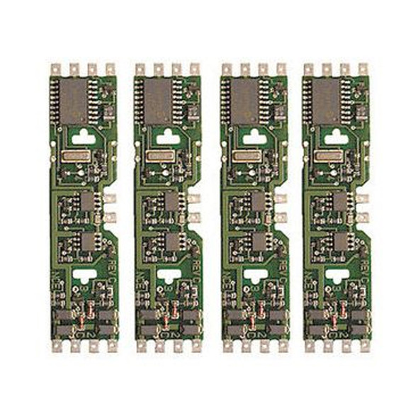 NCE 5240107 DA-SR Decoder 4 Pack