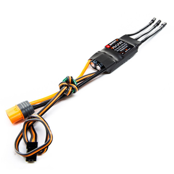 Spektrum SPMXAE1045 Avian 45 Amp Brushless Smart ESC 3S-6S