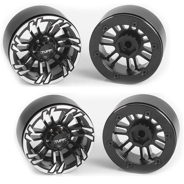 "RC4WD TUFF T21 1.9"" Internal Beadlock Wheels (4)"