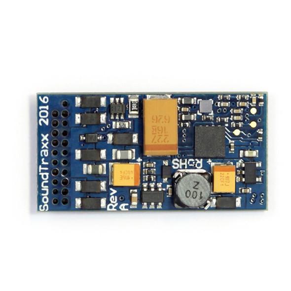 Soundtraxx 884008 Tsunami 2 TSU-21PNEM Digital Sound Decoder : STEAM-2
