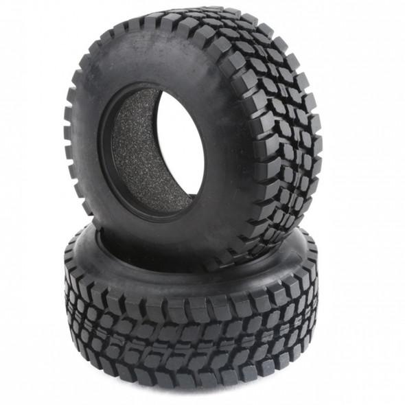 Losi LOS43011 Desert Claws Tires w/ Foam Soft (2) : Baja Rey