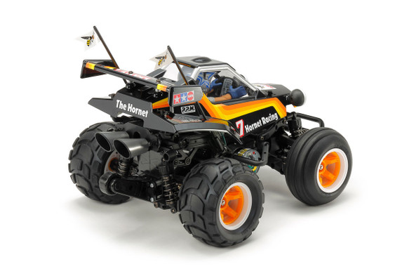 Tamiya 58666 1/10 Comical Hornet WR-02CB On & Off Road Car Assembly Kit