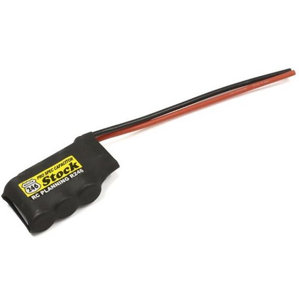 Kyosho R246-8861 Pro Spec Capacitor Stock : 13.5-21.5T BL Motors