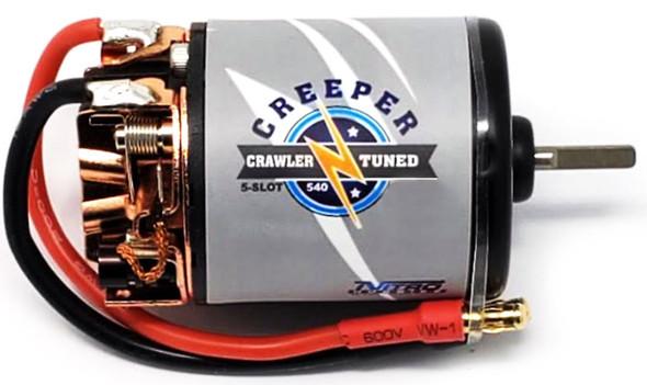 Nitro Hobbies Creeper Crawler Tuned 5-Slot 540 / 16T Brushed Motor