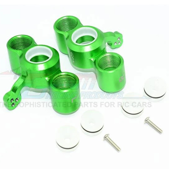 GPM Alum Front Knuckle Arms (8Pcs) Green : Senton / Typhon / Talion / Infraction / Limitless