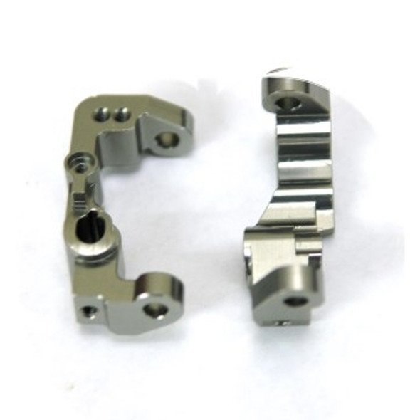 STRC STC91400GM Aluminum Front Caster Block Gun Metal (2) : AE B5 / B5M
