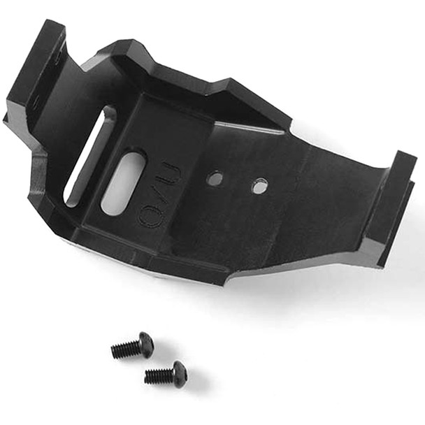 RC4WD Z-S1819 Over/Under Drive T-Case Low Profile Delrin Skid Plate : TF2 SWB