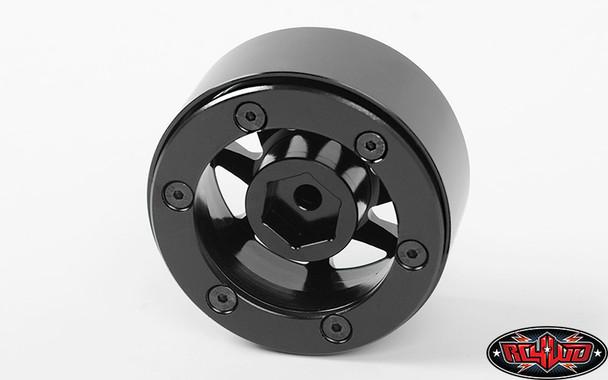 "RC4WD Mickey Thompson Metal Series MM-366 1.7"" Beadlock Wheels (4) Z-W0213"