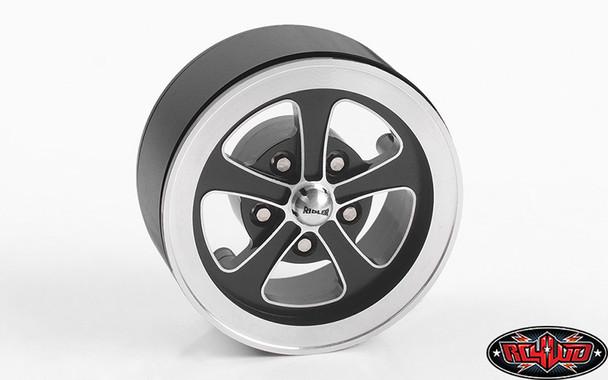 "RC4WD Z-W0305 Ridler 645 Aluminum 1.9"" Internal Beadlock Wheels (4)"