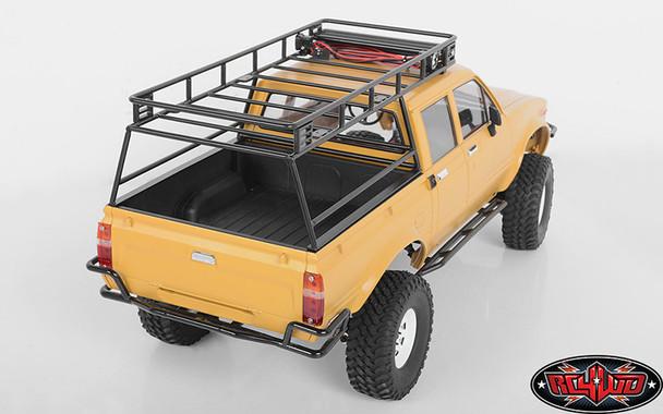 RC4WD Z-X0054  Tough Armor Truck Rack for Mojave II 4 Door Body