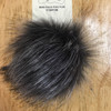 Mini Faux Fox Fur Pom-Poms