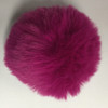 Faux Rabbit Fur Pom-Poms