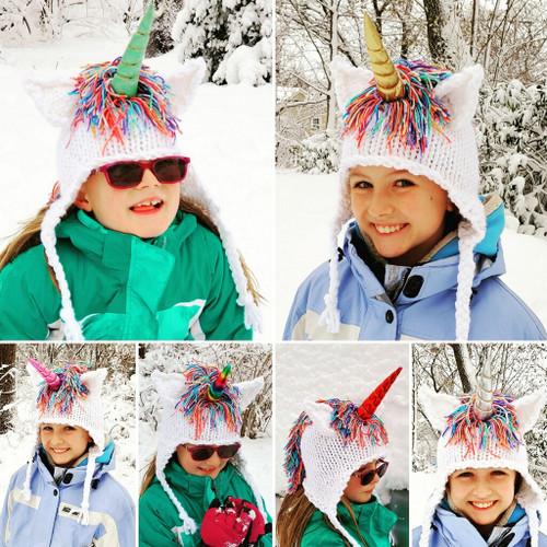 *Free* UniHorn Hat Pattern