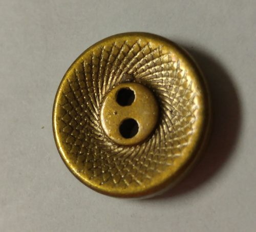 555048 Acrylic Round 2 Hole Bronze Spirograph (13mm)