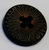 111041 Wood 15mm Round Brown 4 Hole