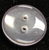 555114 Acrylic Round 2 Hole Clear (20mm)