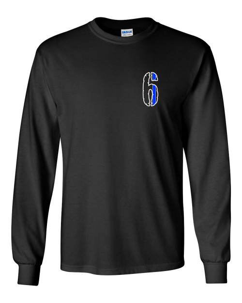 6 Long Sleeve Shirt