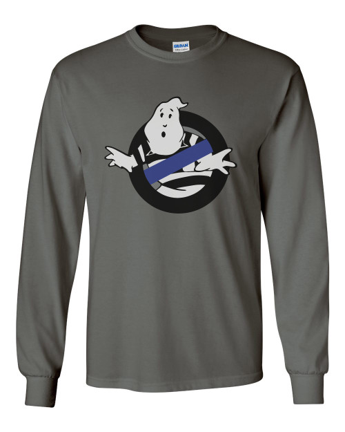 Ghost Busters Shirt- Long Sleeve