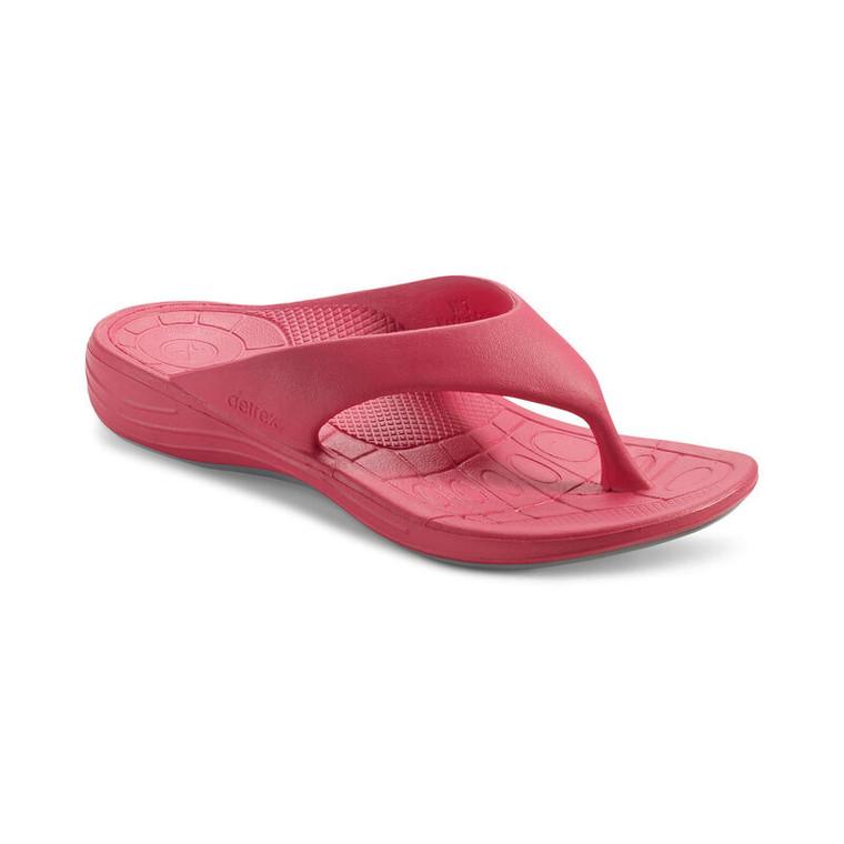Aetrex Women Maui Flip Flops