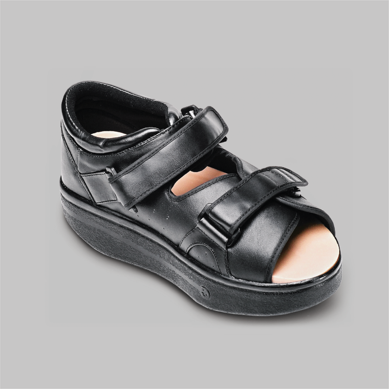 Darco Open Toe Wound Care Shoe System