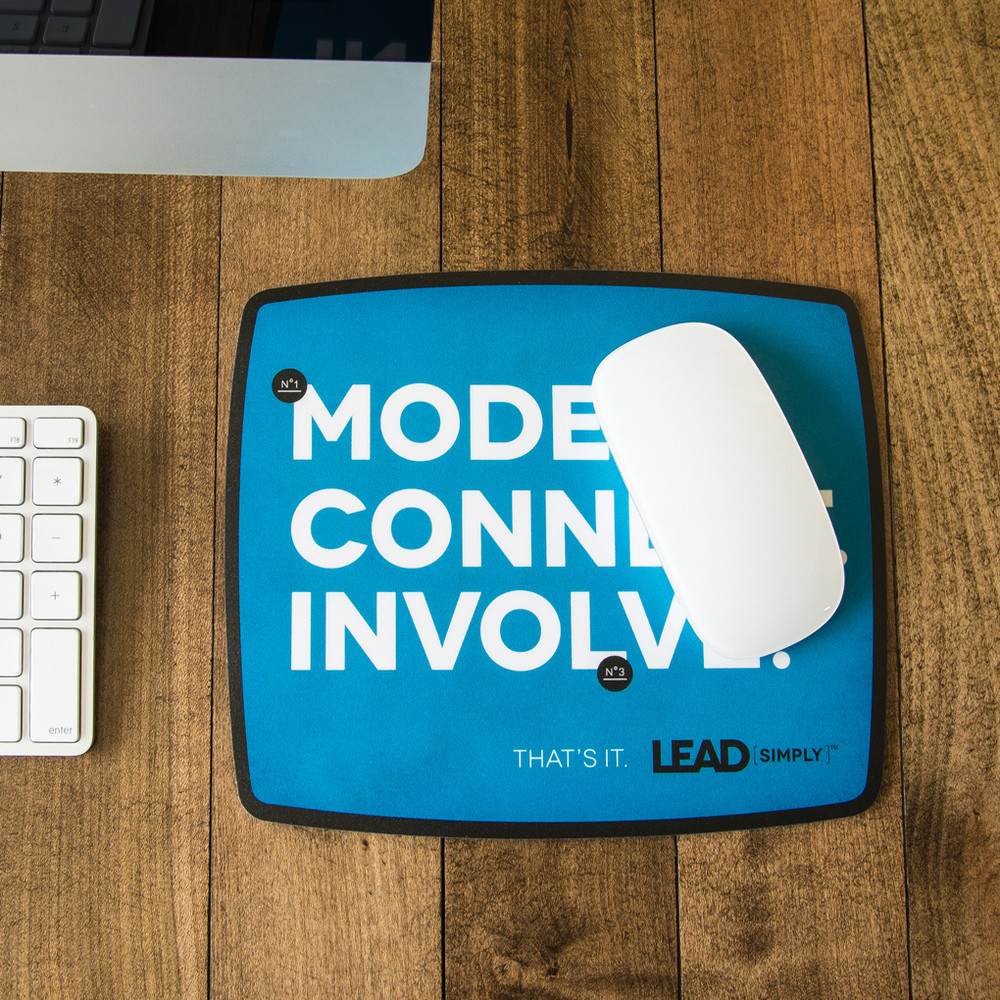 Lead [simply] Mouse Pad
