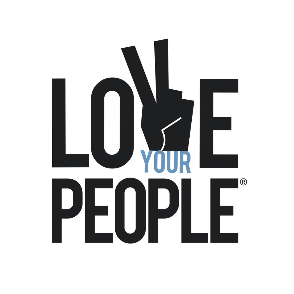 Love Your People T-Shirt (white)