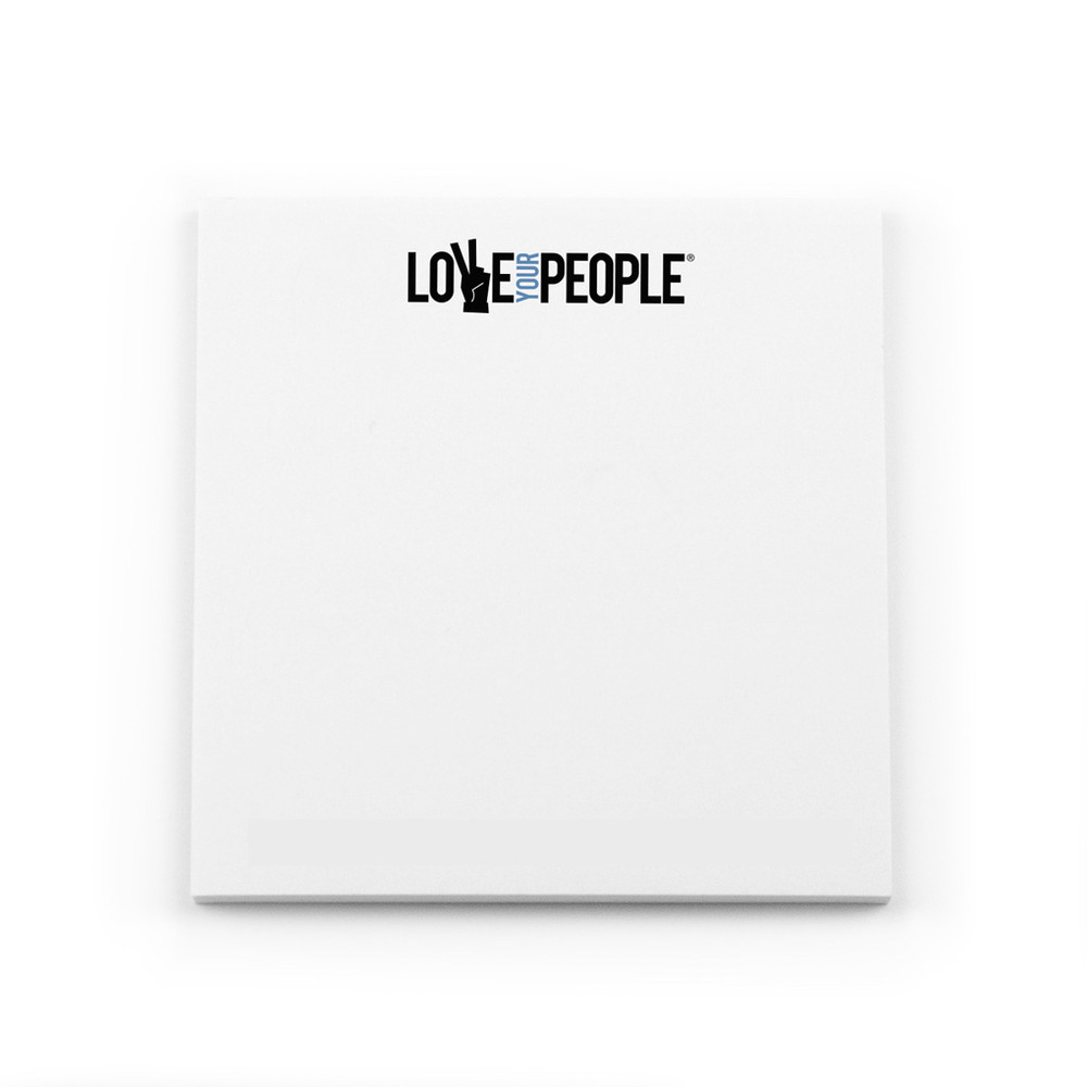 Love Your People Post-it Notes