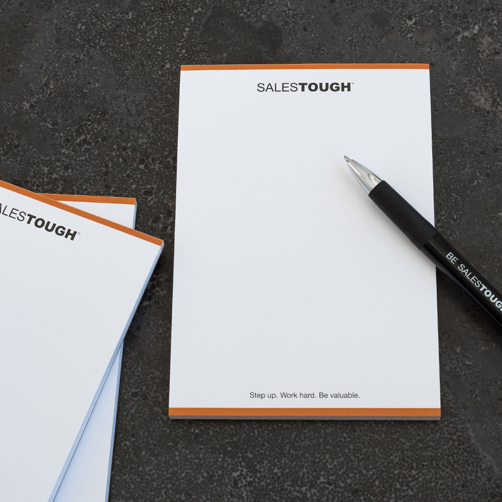 SalesTough Notepads (3 pack)
