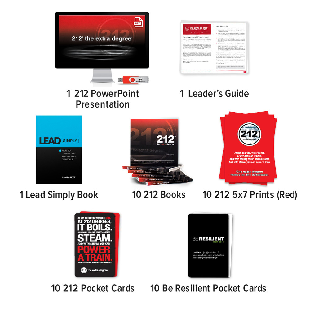 212° PowerPoint® Presentation Package