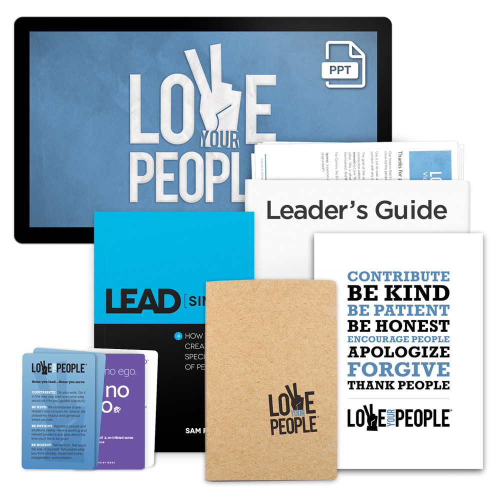 Love Your People PowerPoint® Presentation Package