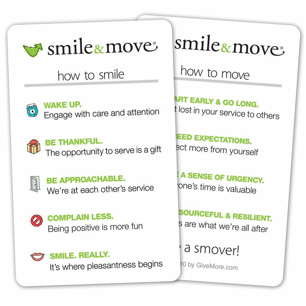 Smile & Move Book Discussion Package