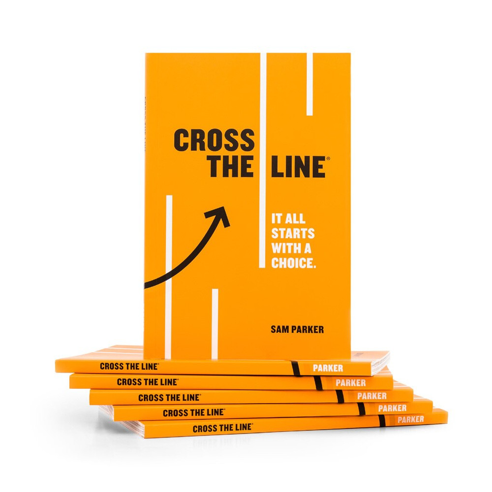 Cross The Line Book Discussion Package