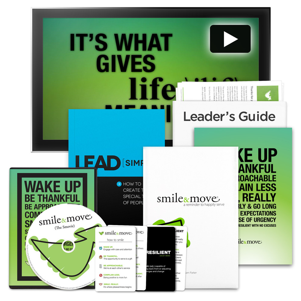 Smile & Move Video Discussion Package