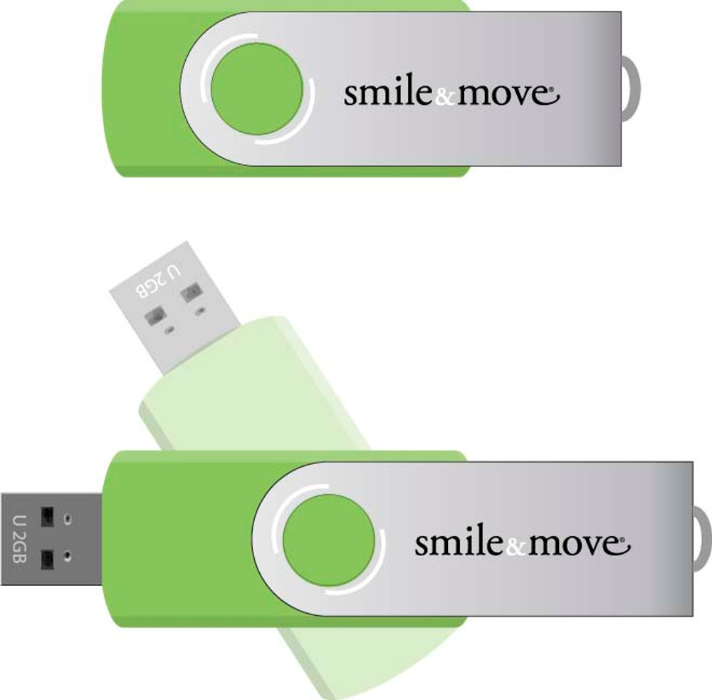 Smile & Move PowerPoint® Presentation