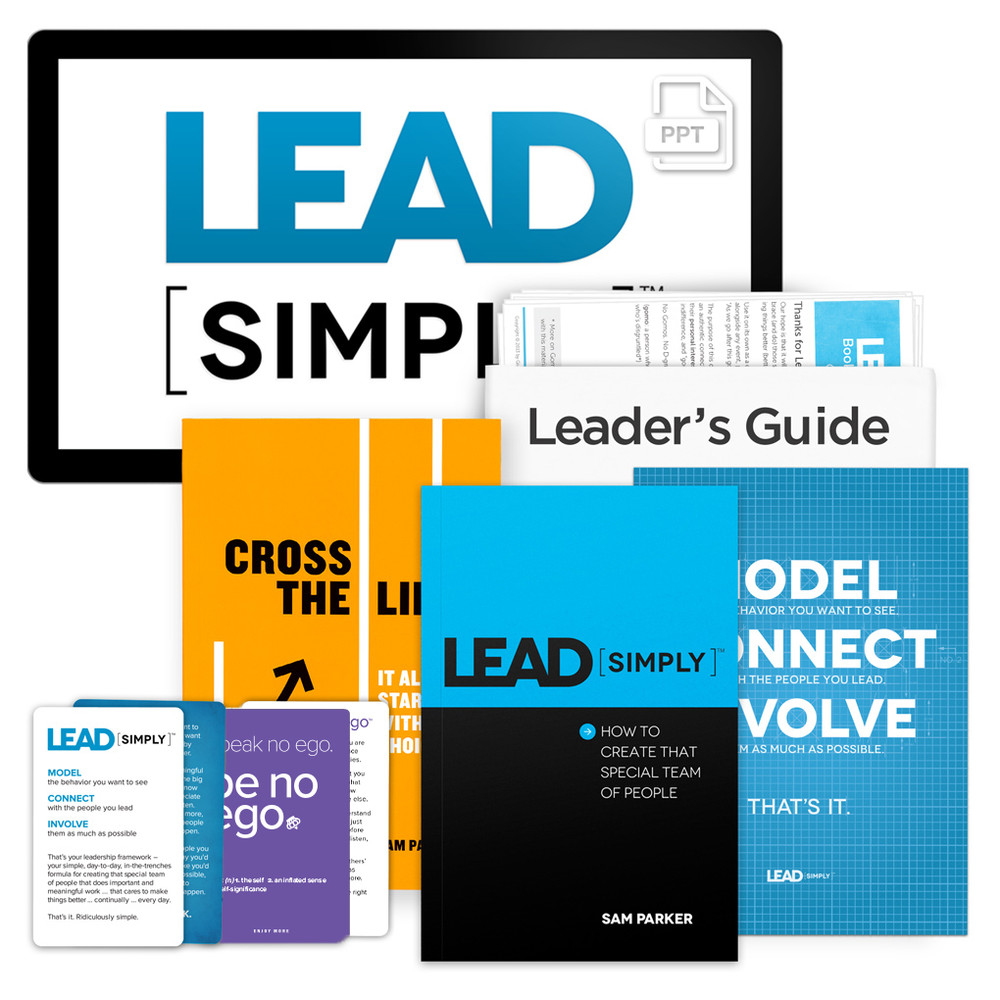 Lead Simply PowerPoint® Presentation Package