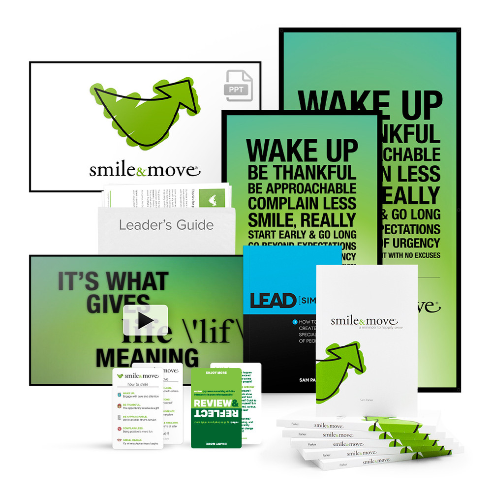 Smile & Move Faculty & Staff Package