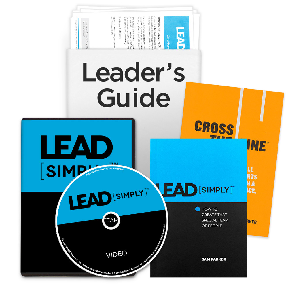 Lead Simply DVD