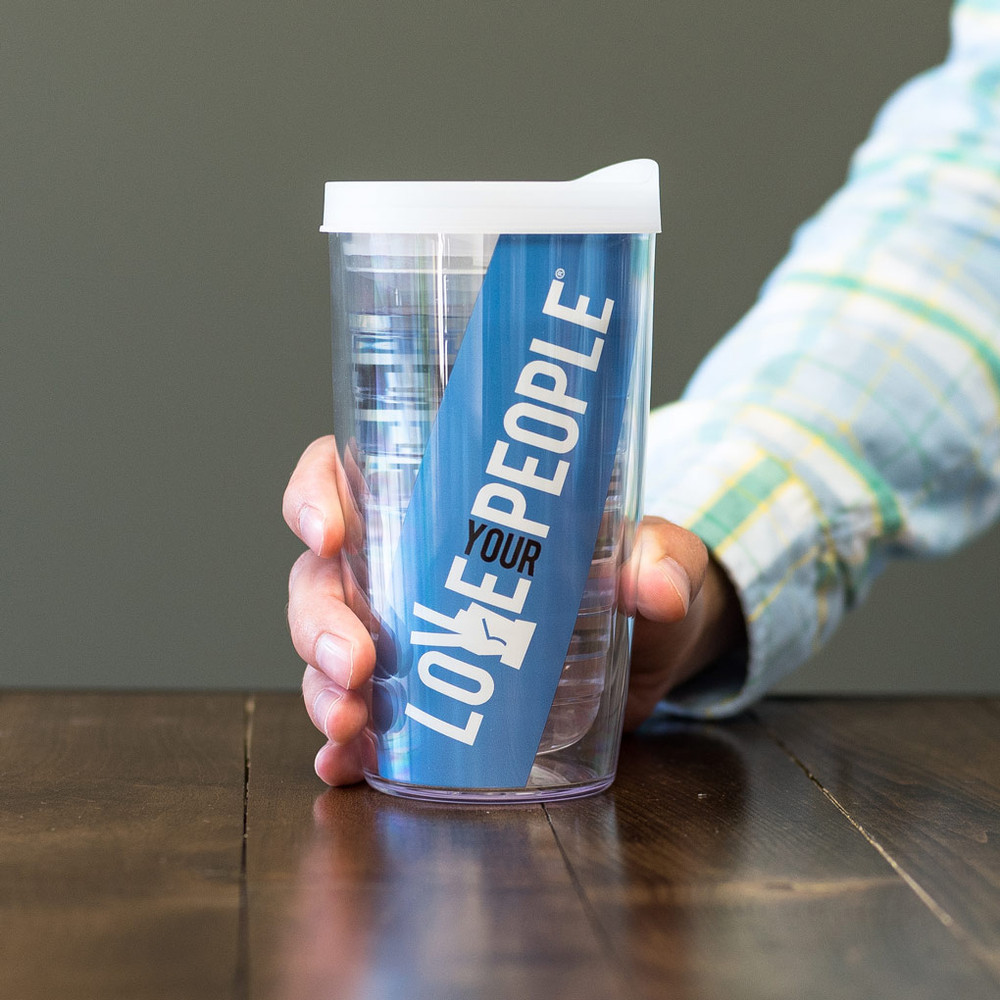 Love Your People Tervis Tumbler (16 oz)