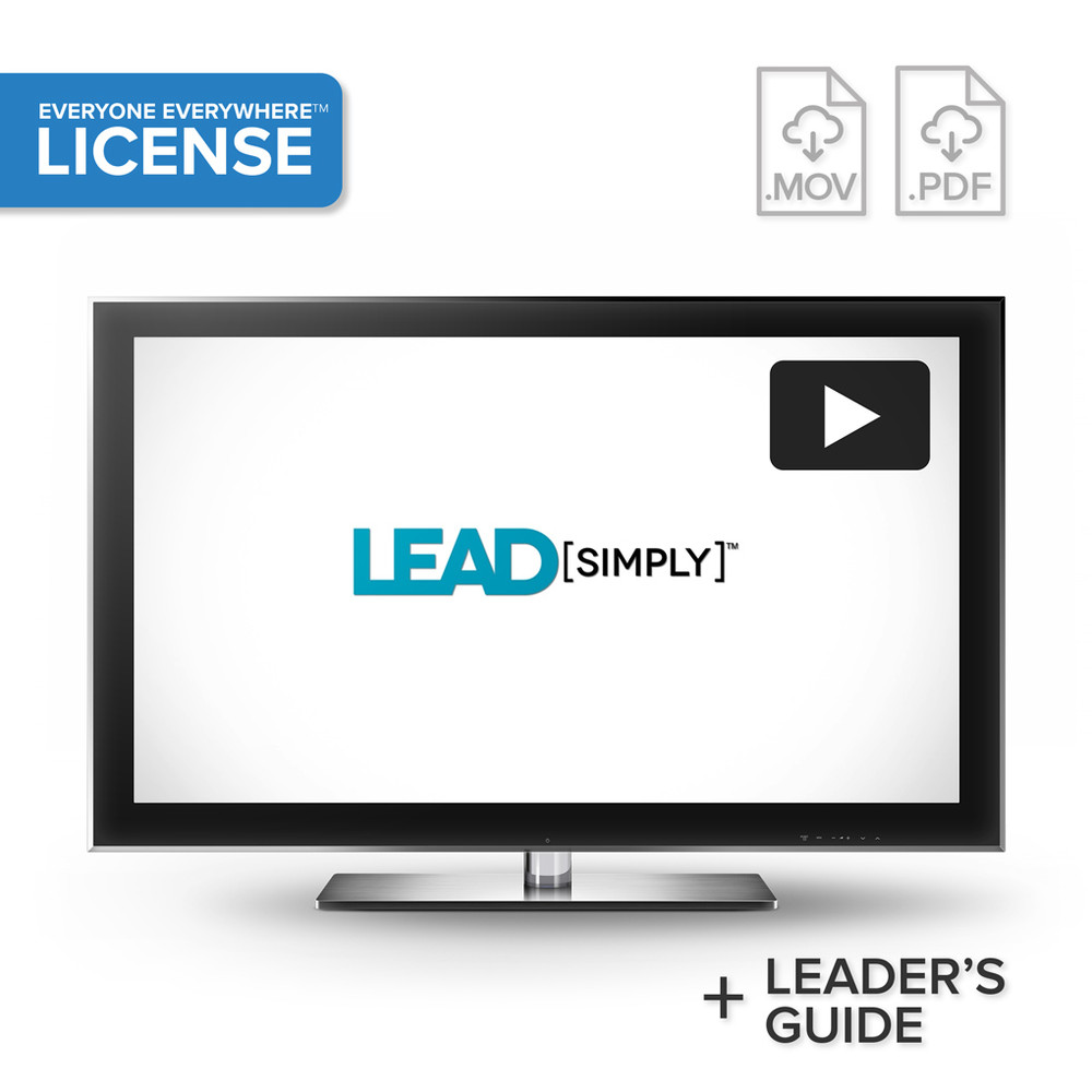 Lead Simply Video License (organization-wide)