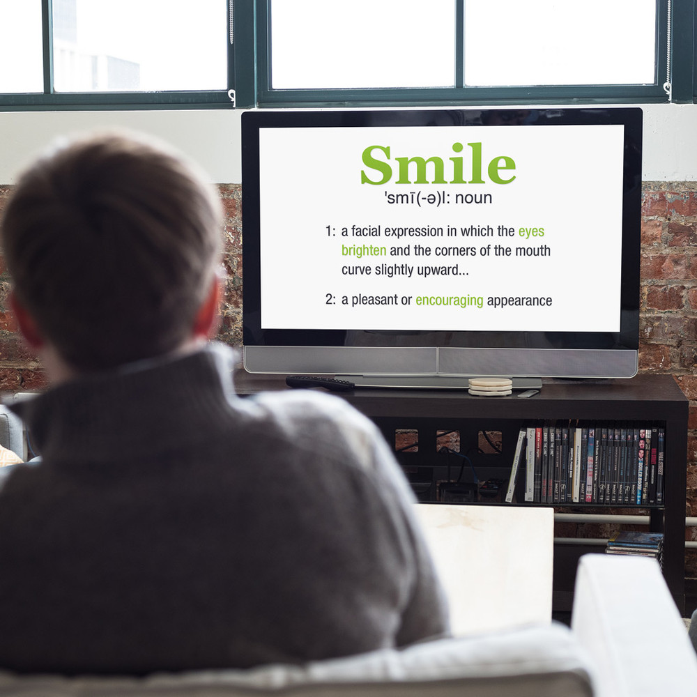 Smile & Move PowerPoint® Presentation License (organization-wide)