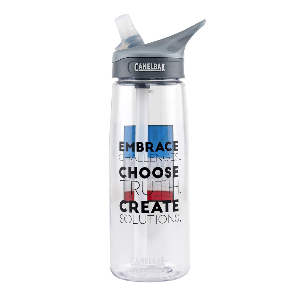 No Excuses, Drama, Complaints Water Bottle (CamelBak brand)